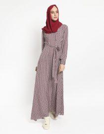 Allea Itang Yunass Baju/Busana muslim Olav Dress