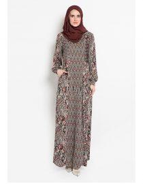 Allea Itang Yunasz Baju/Busana muslim Fenia Dress