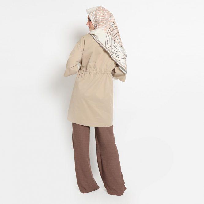 Allea Itang Yunasz Baju/Busana muslim Larisa Outer