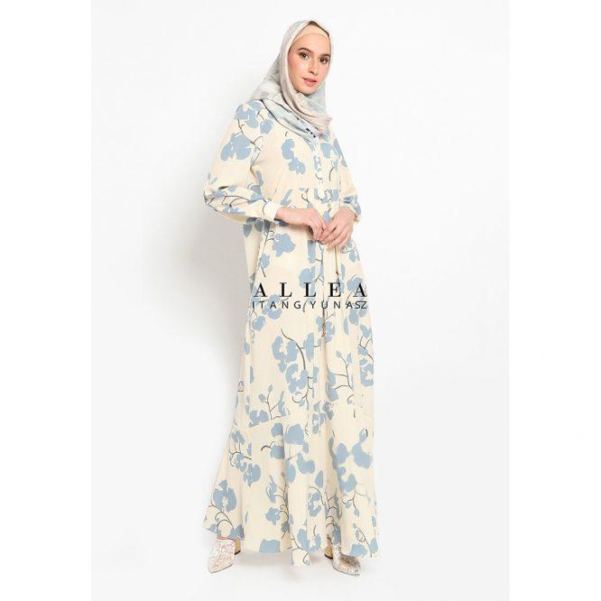 Allea Itang Yunasz Baju/Busana muslim Karolina Dress